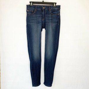 DL1961 Womens Emma Power Jean Leggings Blue Whiske
